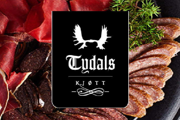 Logo til Tydalskjøtt