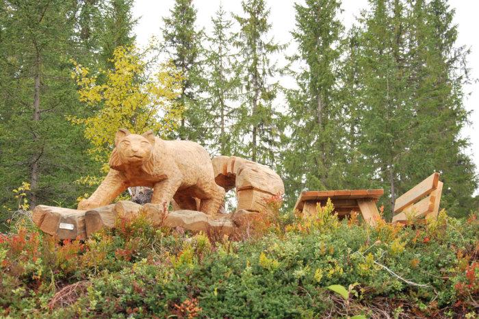 Åpner i ny fane siden om Tydal naturpark på ut.no.