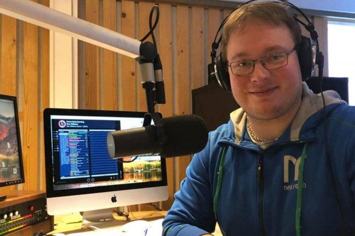 Åpner hjemmesiden til Nea Radio i ny fane