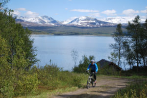 Til siden om sykling og sykkelruter i Tydal og Sylan.
