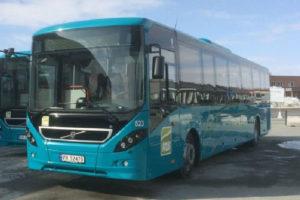 Bilde av en buss