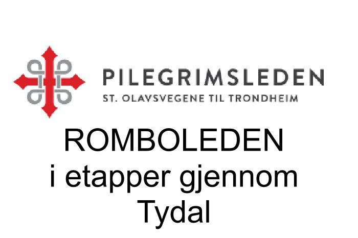 Åpner siden om Pilegrimsleden gjennom Tydal.