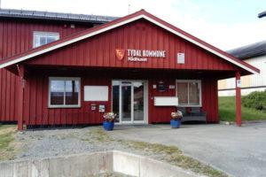 Hjemmesiden til Tydal kommune