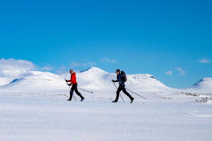 Åpner dialogboks med lenker og info om ski og skiløyper i Tydal og Sylan.
