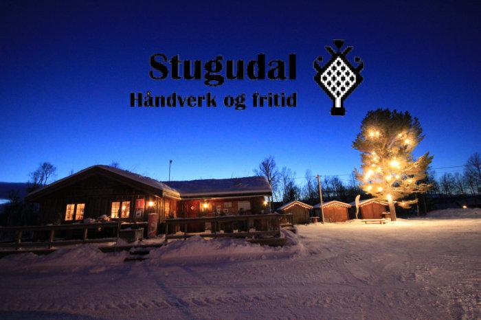 Hjemmesiden til Stugudal håndtverk og fritid.