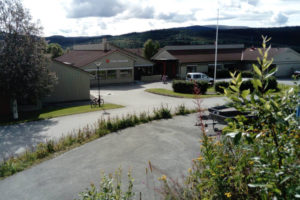 Åpner ekstern side om sykehjem og lege på Tydal kommunes hjemmesider.