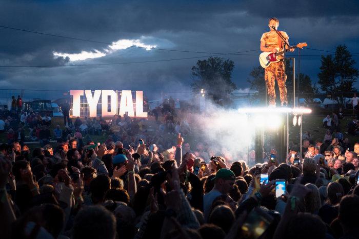 Åpner hjemmesiden til Tydalsfestivalen i ny fane.