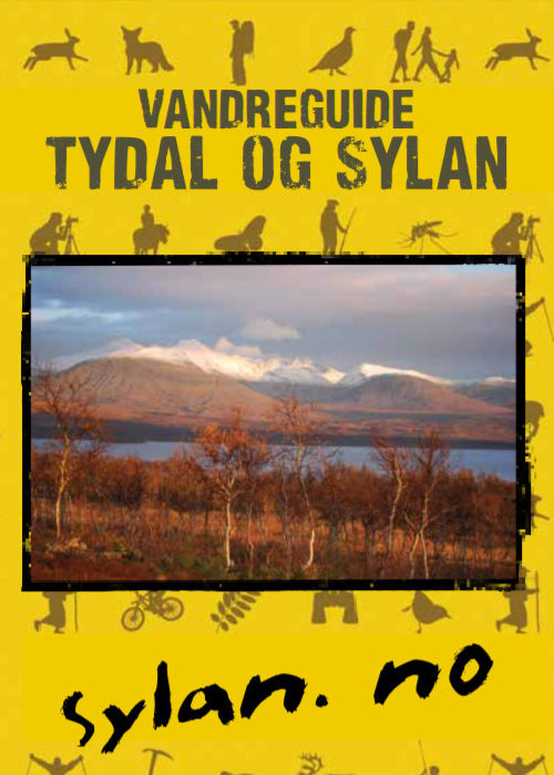 Vandreguide for Tydal kommune