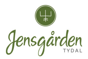 Logoen til Jensgården